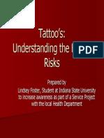 Tatoo Presentation