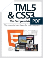 HTML5 & CSS3 the Complete Manual 2014