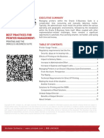 2011 Best Practices for Printer Management.docx