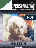 Nr. 001 - Einstein - 100 de personalitati