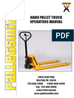 Palletsmith Manual