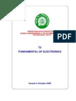 Irset T3 Fundamental of Electronics
