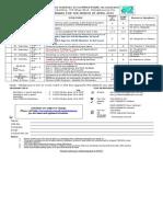 Training-calendar April 2015
