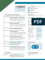 CV design et web