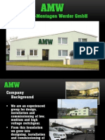 AMW Services Sdn Bhd Presentation - 9. January 2012-New