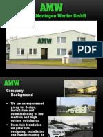 AMW Services Sdn Bhd Presentation - 9. January 2012-New