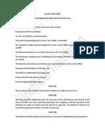 Quatar Cybercrime Prevention Law (2014/14)