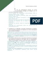INFORMÁTICA 4º ESO Redes de Ordenadores e Internet