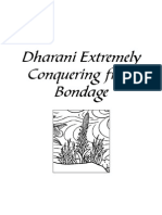 Dharani-Extremely-Conquering-from-Bondage-C5 Sutra and Mantras to Overcome Everything
