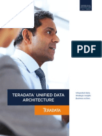 Teradata Unified Data Architecture Integrated Data Strategic Insight Business Action EB6705