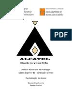 Plano MKT para revitalização Alcatel