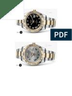 Rolex Template