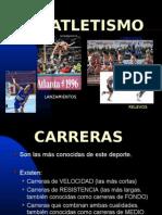 Presentacion Ppt Atletismo