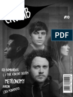 Interview Metronomy (Crumb, septembre 2011)