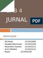 Presentasi Bab 4 - Jurnal