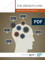 Forbes  - The Growth CMO / Personas and Potential