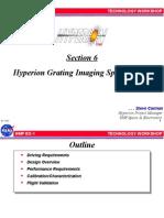 Hyperion Grating Imaging Spectrometer
