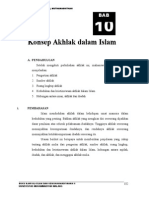 Bab 10 Akh Lak Islam