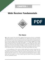 Wide Receiver Fundamentals
