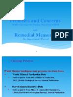 World Mineral Intelligence Presentation