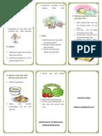Leaflet Nutrisi Dhf