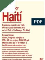 Grafica Por Haiti