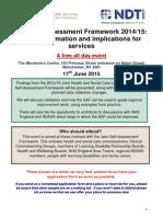 Manchester SAF Event Flyer