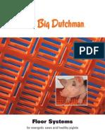 Pig Production Equipment Floor Systems Big Dutchman En