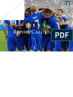 Report Calcio 2015