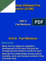 Unit_8 Fuel Moisture