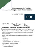 13-14.Patofisiologi Dan Patogenesis Kelainan Struktur Dan Fungsi Sistem Kardiovaskuler.dr.AYB