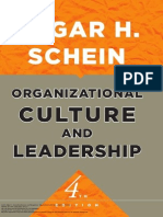 Edgar Schein - Organizational Culture and Leadership, 4th Edition