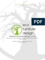 Eco Furniture Design Catalogue 2015