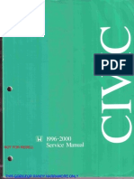 Civic Service Manual