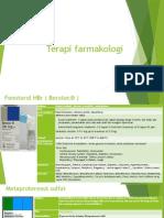 Presentation Farmakologi Dan Non Farmakologi