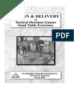 Tdgs Stex Workbook
