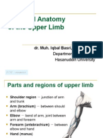 Upper Limb(Biomedic 1 Unismuh 2012)