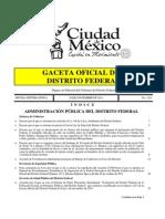 Gaceta GGDF 24-11-11-Poda Arboles
