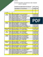 Progr_examemelor Anul II - Iunie 2015.