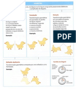 Resumo Isometris 6ºA
