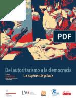 Del Autoritarismo a la Democracia