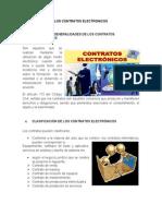 8. Los Contratos Electronicos