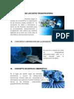 7.- Flujo de Datos Transfrontera