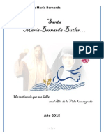 NOVENA DE LA MADRE BERNARDA- 2015.docx