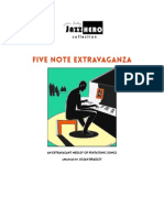 5 Note Extravaganza eBook