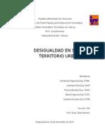 Trabajo de Desigualdad en La Salud y Territorio Urbano