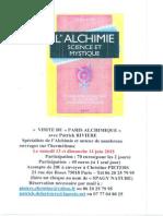 Paris Alchimique Juin2015