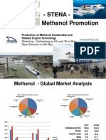 12 Methanol Global Market Analysis Seuser 20140506STENA
