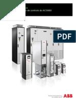 ACS880 Manual Firmware PT
