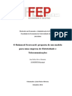 FEP Balanced Scorecard